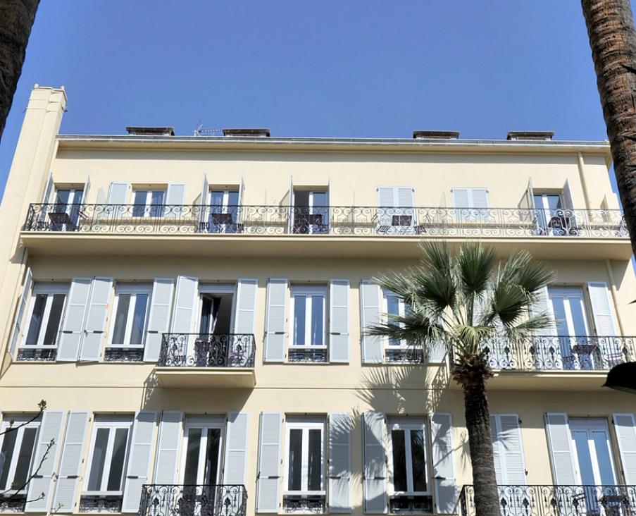 Hotel Port De Nice Pas Cher